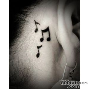 40 Best Music Tattoo Designs  Tattooton_14