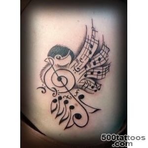 1000+ ideas about Music Tattoos on Pinterest  Tattoos, Music _4