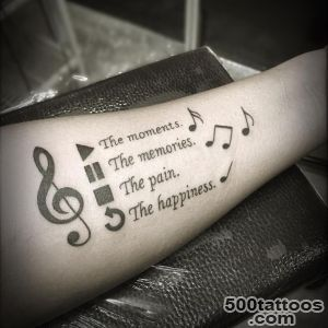 1000+ images about Musically Inked on Pinterest  Lyric Tattoos _19