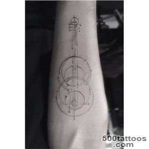 Music Tattoos for Men   Ideas and Inspiration for Guys_9
