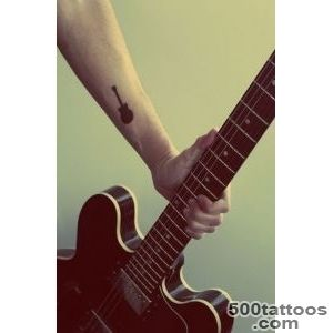 Music Tattoos for Men   Ideas and Inspiration for Guys_38