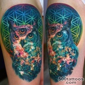 47 Best Owl Tattoos of All Time   TattooBlend_8