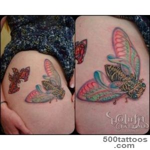 Voluta Tattoo  Completed Tattoos by Conan Lea  Mystical Bugs Tattoo_7