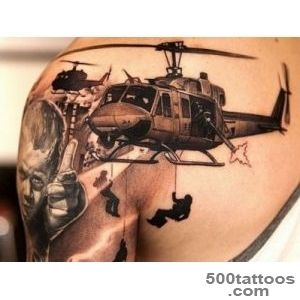 30 Best Images of Military Tattoos_31