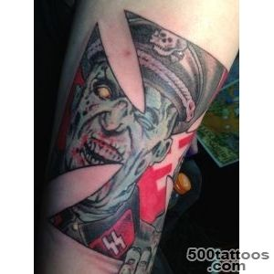 Nazi Zombie Combo photo #jason doherty #jason doherty tattoo _18