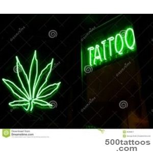 Neon Tattoo Sign Stock Photos, Images, amp Pictures – (61 Images)_39