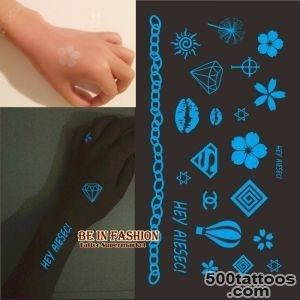 Online Buy Wholesale neon tattoos from China neon tattoos _13