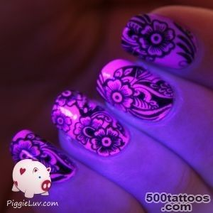 PiggieLuv Easy nail art with Kiss Nail Tattoos_34