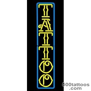 Pin Neon Tattoo Sign Royalty Free Stock Photo Image 14486555 on _29