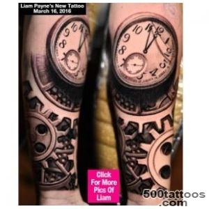 Liam Payne#39s New Tattoo Did He Get It For Girlfriend Cheryl _18