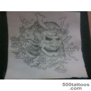 Demon Ninja tattoo by gutonilda on DeviantArt_36