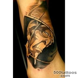 Ninja Scroll   Tattoo by Rodrigo !!!  Tattoo Ideas  Pinterest _13