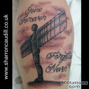 Angel of the north  Sharron Caudill, Resident Tattoo Artist at _50
