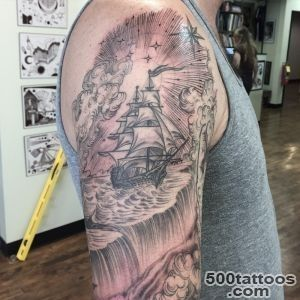 Keenan — Magnetic North Tattoo_12