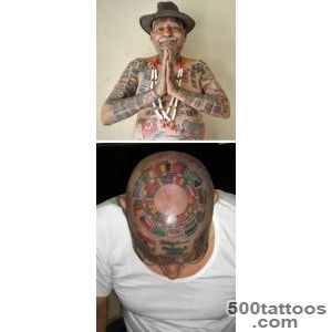 13 Most Awesome Old People With Tattoos  Old Tattoos, Read More _35