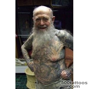 This is what your tatt will look like in 40 years 14 old people _3