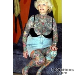 This is what your tatt will look like in 40 years 14 old people _19