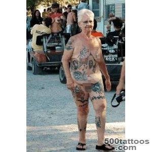 This is what your tatt will look like in 40 years 14 old people _28