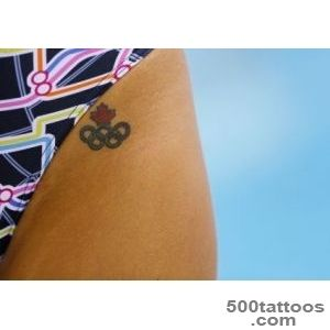 Olympic athletes with tattoos_8