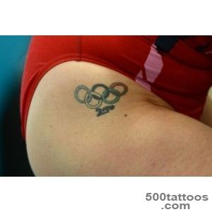 Olympic ink 50 more tattoos on the world#39s best athletes_4