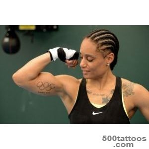 Olympic ink 50 more tattoos on the world#39s best athletes_18