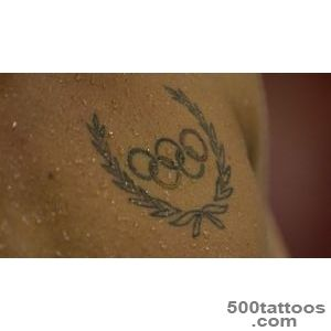 Olympic Tattoos Real Photo, Pictures, Images and Sketches – Ideas _35