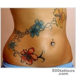 Hottest Orchid Tattoo Ideas  Tattoo Art Club – Free Tattoo _44