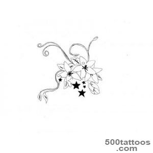 Orchid Tattoo Images amp Designs_43