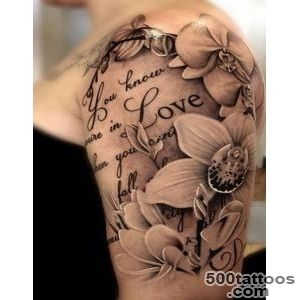 Orchid Tattoos, Designs And Ideas  Page 32_19