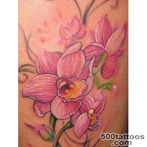 Orchid Tattoos Designs, Ideas and Meaning  Tattoos For You_28