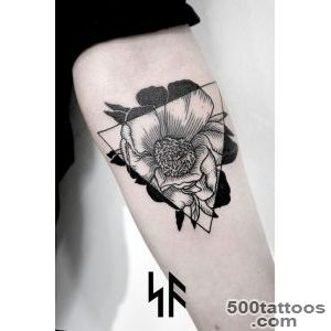 40 Original Line Tattoo Designs_1