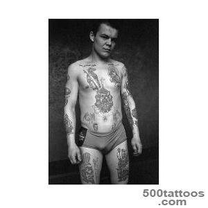 drugstore astronaut, darksilenceinsuburbia Russian Criminal Tattoo_46
