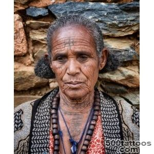 Orthodox Tattoos, Tigray, Ethiopia  Rod Waddington  Flickr_31