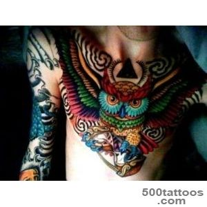 40 Cool Owl Tattoo Design Ideas (With Meanings)_8