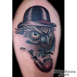 40 Cool Owl Tattoo Design Ideas (With Meanings)_10