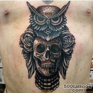 50 Best Owl Tattoo Designs And Ideas  Tattoos Me_1