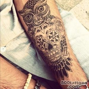 100 Brilliant Owl Tattoos Designs amp Meanings [2016]_5