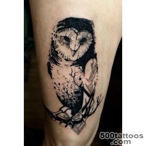 110 Best Owl Tattoos Ideas with Images   Piercings Models_7