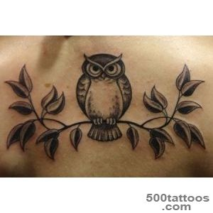 Owl Tattoo Meaning   EnkiVillage_24