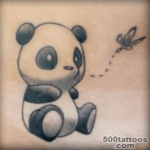 25 Sweet Panda Tattoo Design Collection   SloDive_2