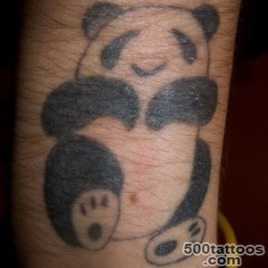 25 Sweet Panda Tattoo Design Collection   SloDive_38