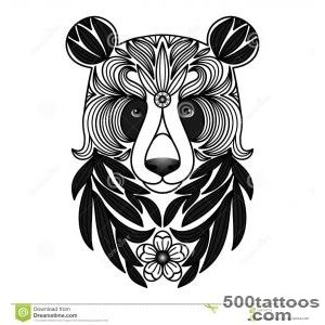 Panda Tattoo Stock Photos, Images, amp Pictures – (131 Images)_11