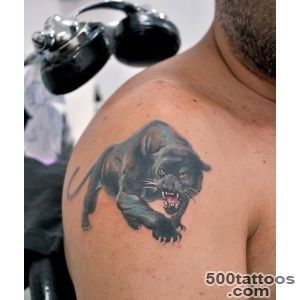 100 Panther Tattoos That Will Have You Clawing at the Doors of the _26