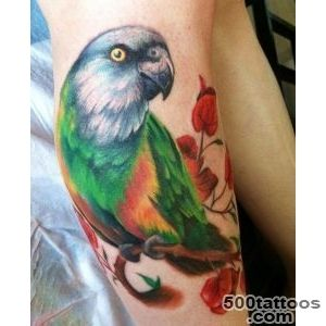 1000+ ideas about Parrot Tattoo on Pinterest  Tattoos, Animal _1