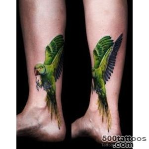 Parrot Tattoos  Tattoo Designs, Tattoo Pictures_18