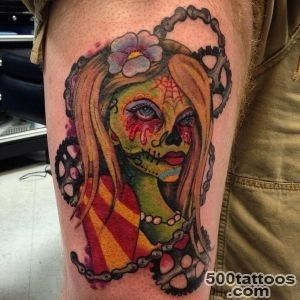 Wicked Parrot Tattoo_35