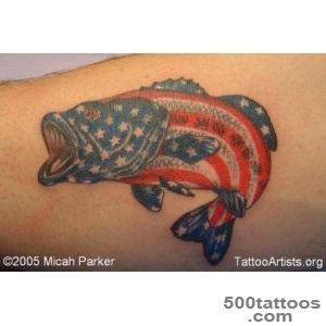 18 Colorful Patriotic Tattoo Images, Designs And Pictures_34