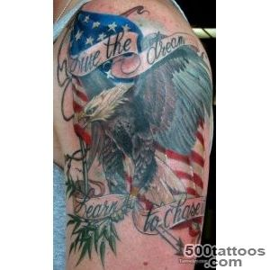 Patriotic Tattoos, Designs And Ideas  Page 17_13