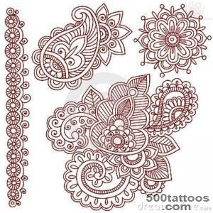 50+-Paisley-Pattern-Tattoos-Designs_27jpg