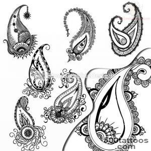 50+-Paisley-Pattern-Tattoos-Designs_35jpg